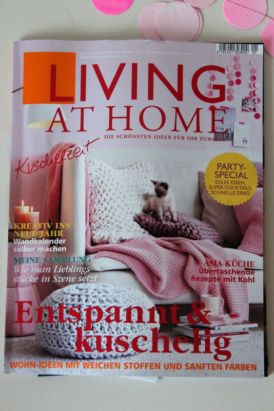 Mobile pinkypink in der Living At Home