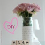 Muttertag - last-minute Geschenk DIY