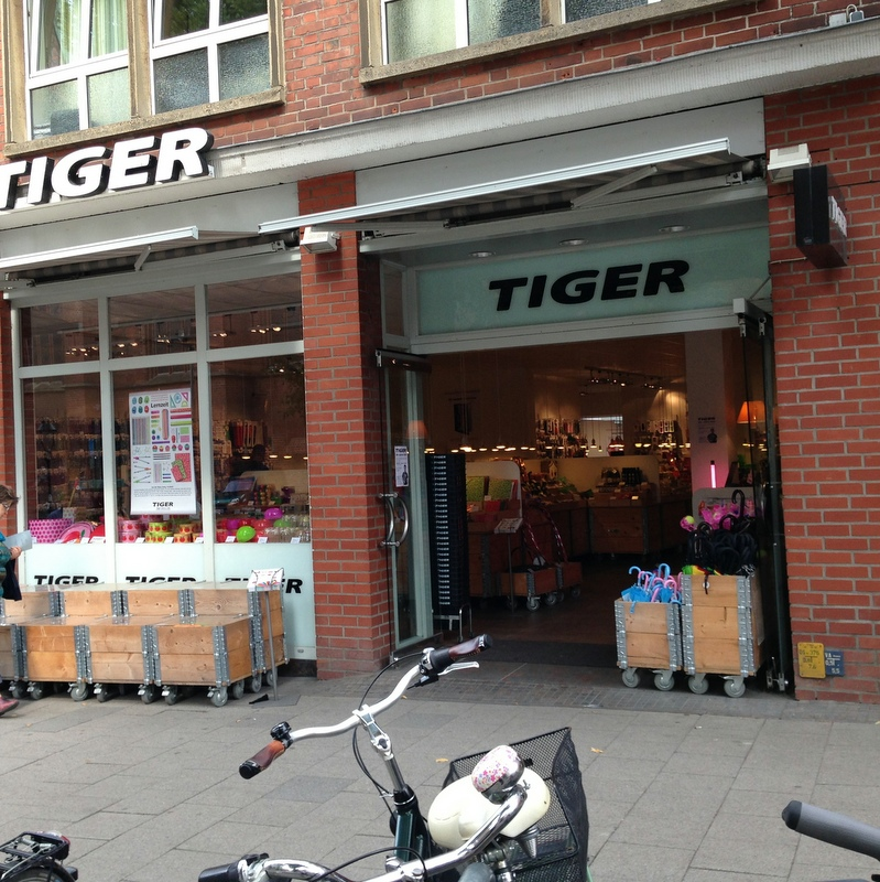 Tiger shop Lübeck