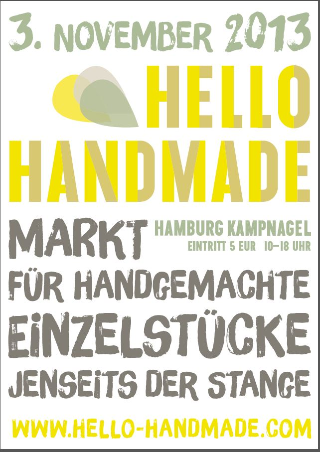 hello handmade flyer 1