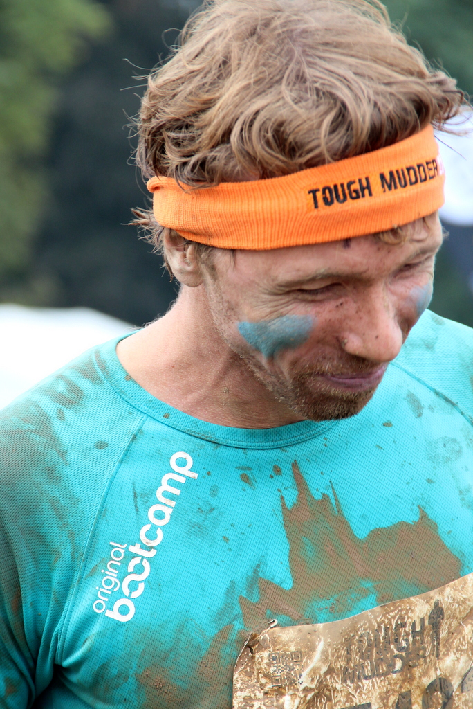 Tough Mudder Finisher