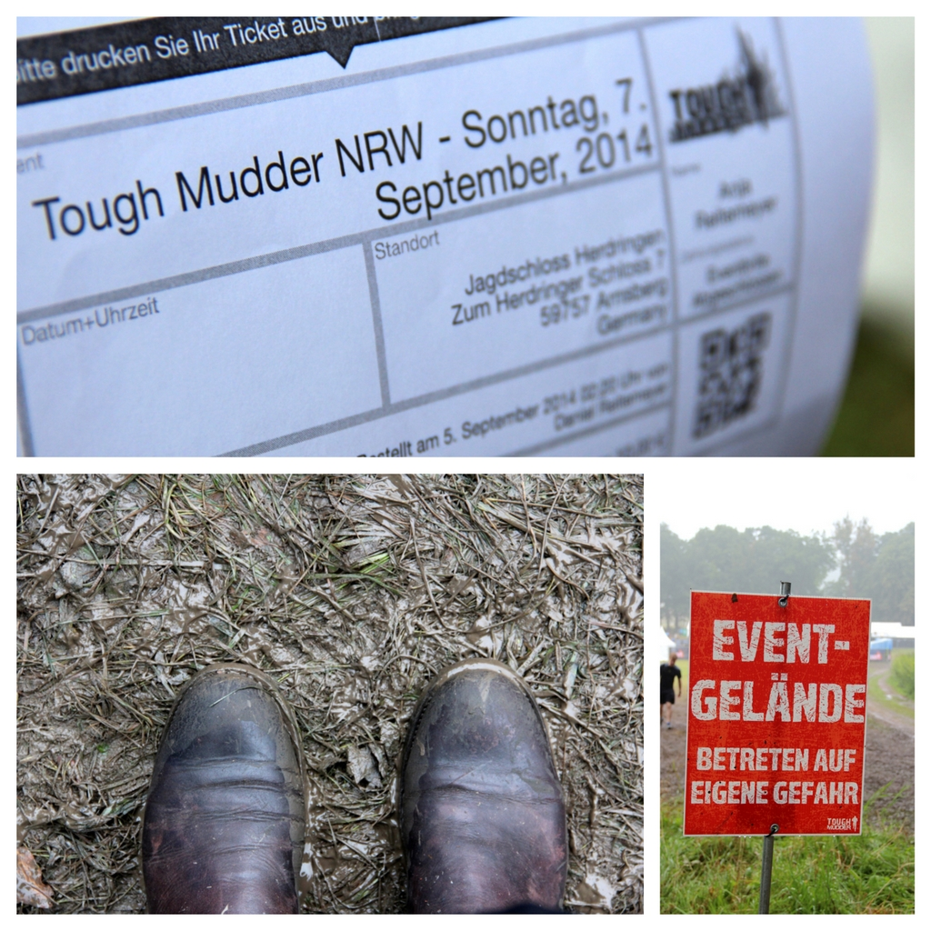 Tough Mudder Event - Matsch im Sauerland