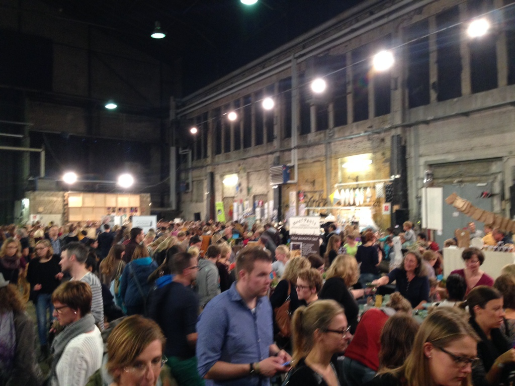 hello handmade 2014 - Kampnagel