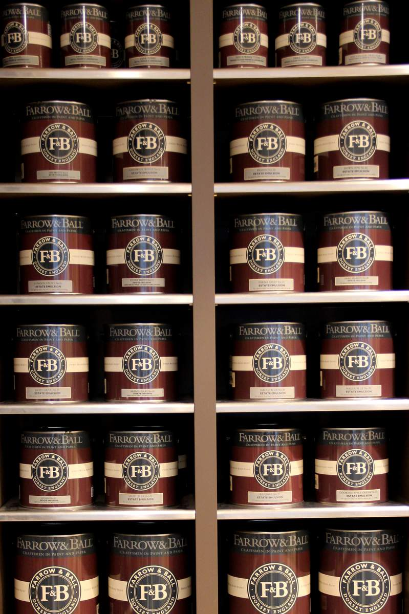 Farrow and Ball Farbdosen FB