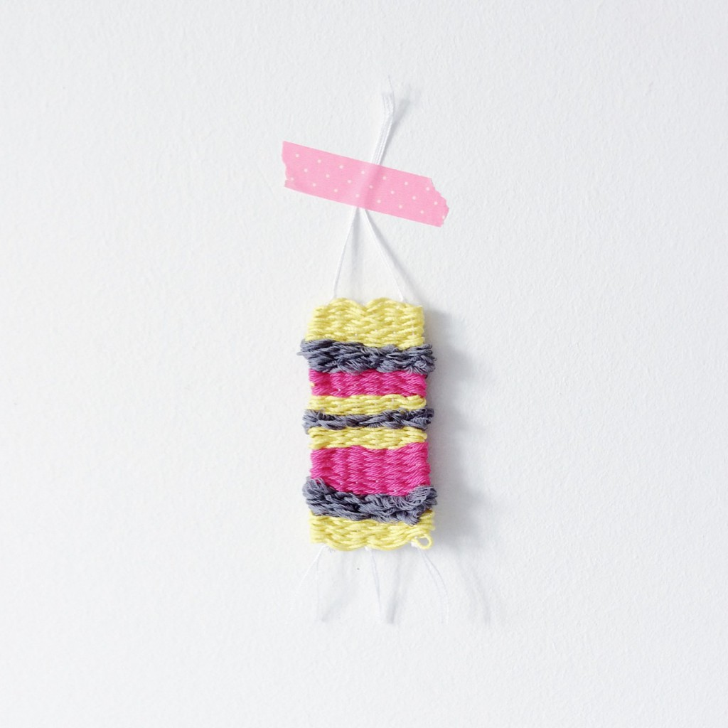#LOVTamtam mini Wallhanging